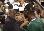 Bill Russell and KG