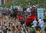 Celts Parade