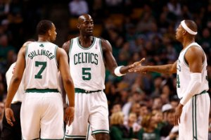 NBA: Miami Heat at Boston Celtics