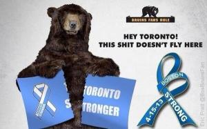 Boston Strong Bear
