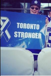 Toronto Stronger Loser