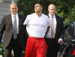 Hernandez Arrested